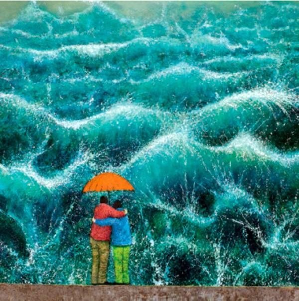 Ocean by Simon Garden