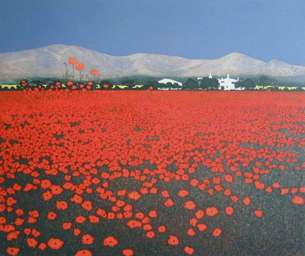 Red Haze by Phil Greenwood RE