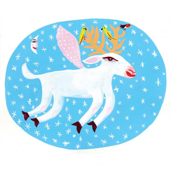Reindeer by Christopher Corr