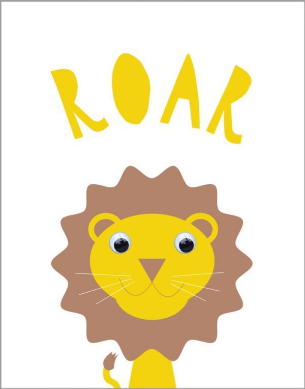 Roar by Jonathan Crosby