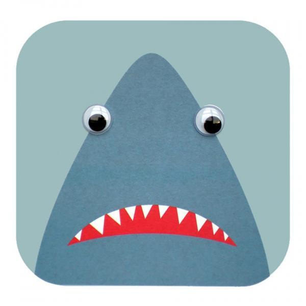 Sherman Shark by Stripey Cats