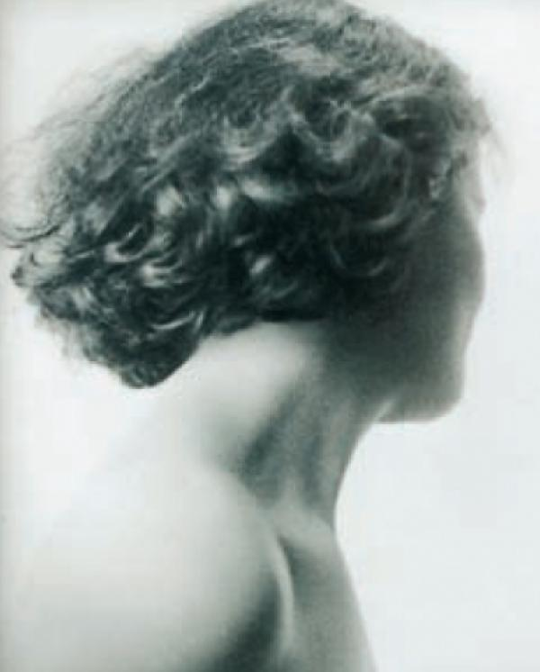Woman's Head Turned by Herbert Lambert