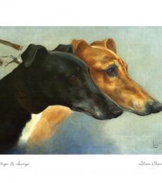 Dilwyn & Leucryx by Lilian Cheviot