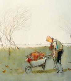 The Gardener by Tom Homewood
